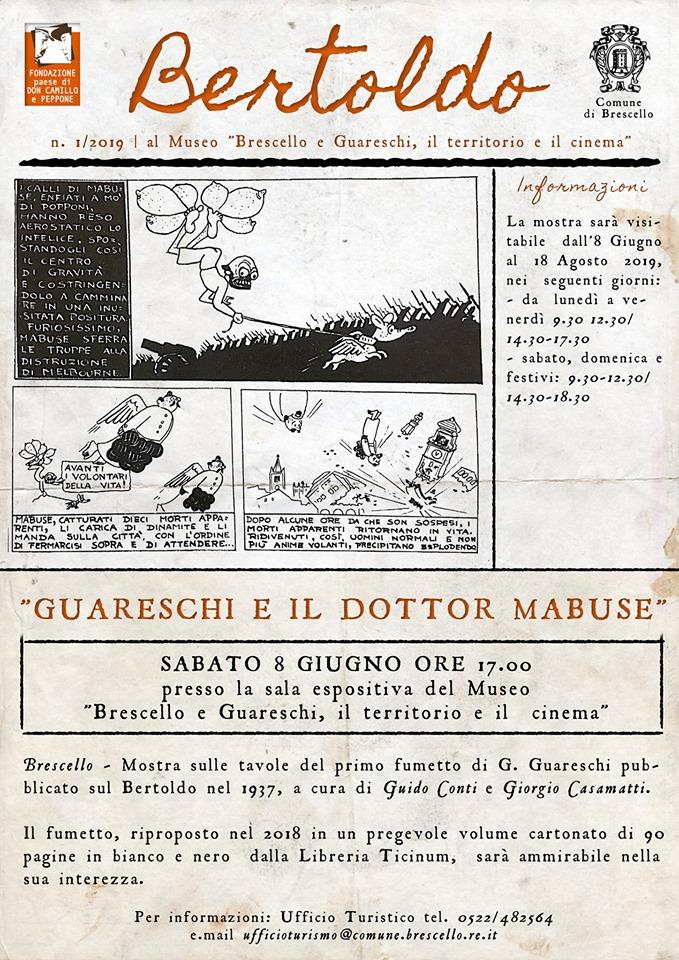 Guareschi e il Dottor Mabuse