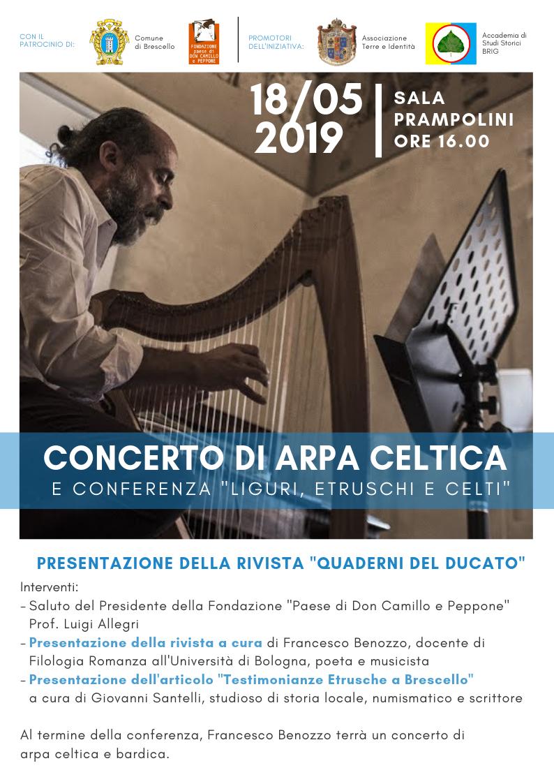 """Conferenza - """"Liguri Etruschi e Celti"""""""